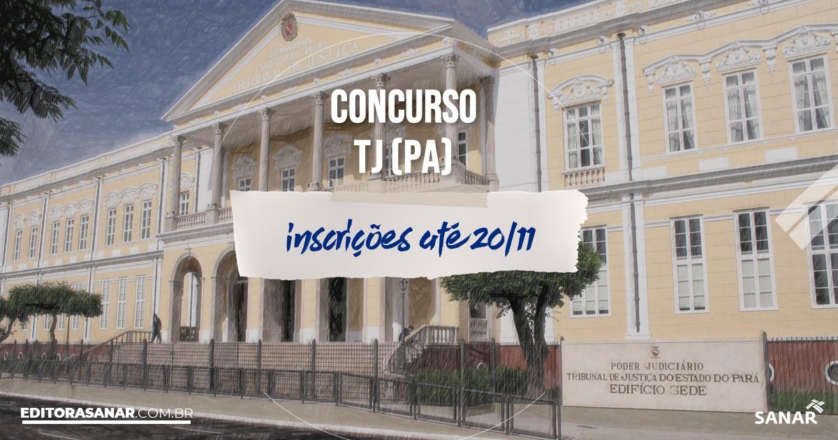 Concurso do TJ - PA: remuneração de até R$8,5 mil na Saúde!