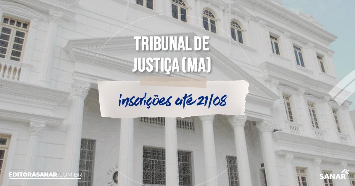 Concurso do Tribunal de Justiça - MA: vagas de até R$8 mil na Saúde!