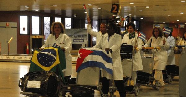 Vagas de cubanos no Mais Médicos irão para brasileiros