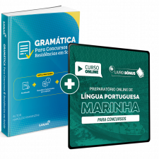 Preparatório Online de Língua Portuguesa para Concursos da Marinha