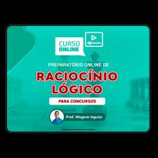 Preparatório Online de Raciocínio Lógico para Concursos (sem Livro Bônus)