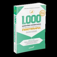 1.000 Questões Comentadas de Provas e Concursos em Fisioterapia 2020