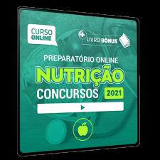 Preparatório Online para Concursos em Nutrição 2021 (6 meses de acesso)