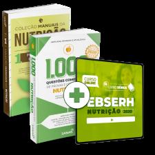 Preparatório Online para Concursos EBSERH em Nutrição 2020 (Com 2 Livros Bônus)