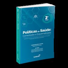 Políticas de Saúde: Comentadas e Esquematizadas 2º edição