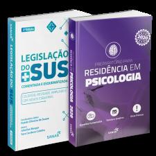Combo Preparatório para Residências em Psicologia (Básico)
