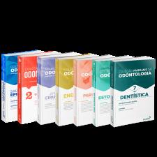 Coleção de Manuais da Odontologia para Concursos e Residências (Volumes 1, 2, 3, 4, 5, 6 e 7)