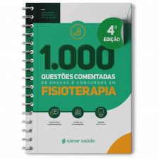 1.000 Questões Comentadas de Provas e Concursos em Fisioterapia 2021