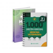 SUS em Mapas Mentais + 1.000 Questões em Medicina Veterinária 2021