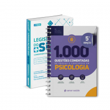 Combo Preparatório para Concursos em Psicologia 2021