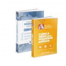 Combo Preparatório para Residências - Medicina Veterinária - Clínica Médica de Pequenos Animais (Teórico + Prático)