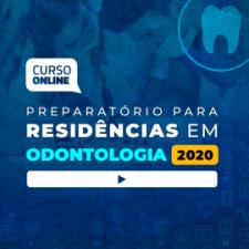 Preparatório para Residências em Odontologia 2020