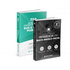 Preparatório para Residência em Buco-maxilo-facial + 750 Questões Comentadas em SUS e Saúde Pública