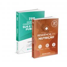 Preparatório para Residência em Nutrição + 750 Questões Comentadas em SUS e Saúde Pública