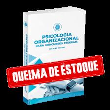Psicologia Organizacional para Concursos Federais
