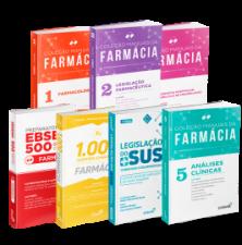 Combo Preparatório para Concurso EBSERH em Farmácia (Essencial)