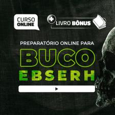 Preparatório Online para Concursos EBSERH em Bucomaxilofacial 2020