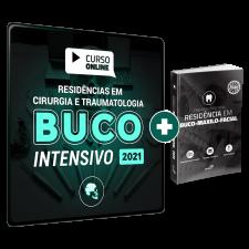 Preparatório Online para Residências em Bucomaxilofacial - INTENSIVO 2021 (Com Livro de Residência Bônus)