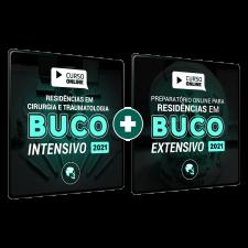Preparatório Online para Residências em Cirurgia e Traumatologia Bucomaxilofacial - EXTENSIVO + INTENSIVO (sem livro)