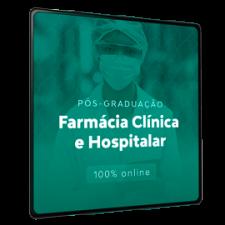 Pós-graduação em Farmácia Clínica e Hospitalar