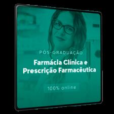 Pós-graduação em Farmácia Clínica e Prescrição Farmacêutica