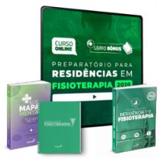 Preparatório Online Extensivo para Residências em Fisioterapia 2020 (Com 3 Livro Bônus)