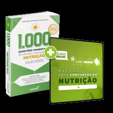 Preparatório Online para Concursos em Nutrição 2020 (Com Livro Bônus)