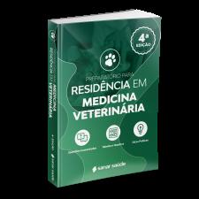 Preparatório para Residências em Medicina Veterinária 2021 - (4ª Edição)