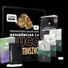 Preparatório Online para Residência em BucomaxiloFacial - EXTENSIVO 2020 (Com 3 Livros Bônus)