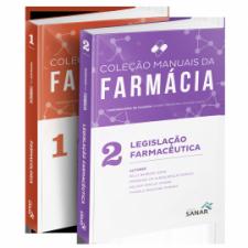 Coleção Manuais da Farmácia para Concursos e Residências (Volumes 1 & 2)