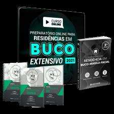 Preparatório Online para Residência em BucomaxiloFacial - EXTENSIVO 2021 (com Livros Bônus)