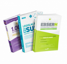 Combo Preparatório para Concurso EBSERH em Psicologia (Básico)