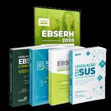Combo Preparatório para Concursos EBSERH 2020