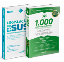 Combo Preparatório para Concursos em Medicina Veterinária (Básico)