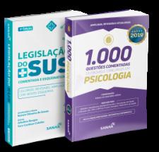 Combo Preparatório para Concursos em Psicologia (Básico)