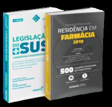 Combo Preparatório para Residências em Farmácia (Básico)