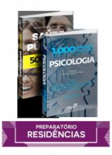 Psicologia: Combo preparatório para Residências