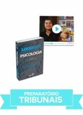 Psicologia: Combo preparatório para concursos de Tribunais