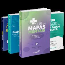Combo SUS e Saúde Pública + 750 Questões