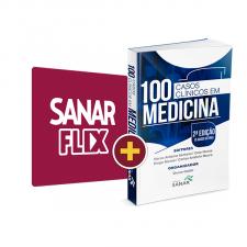 100 Casos Clínicos + Sanarflix Anual