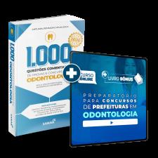 Preparatório Online para Concursos de Prefeituras em Odontologia 2020 (Com Livro Bônus)
