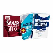 Combo Ciclo Clínico + Sanarflix Anual