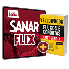 SanarFlix Anual + Yellowbook