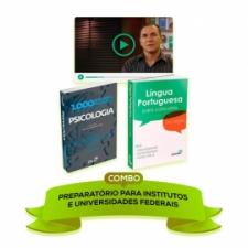 Psicologia: Preparatório para concursos de técnicos administrativos de Institutos e Universidades Federais