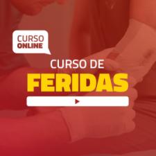 Curso Online de Feridas