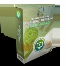 Curso Online Completo Preparatório para Concursos em Nutrição