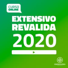 Extensivo Revalida Sanar Residência Médica (2020)