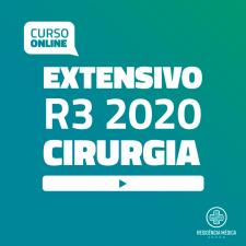 Extensivo R3 Sanar Residência Médica - Cirurgia (2020)