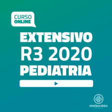 Extensivo R3 Sanar Residência Médica - Pediatria (2020)