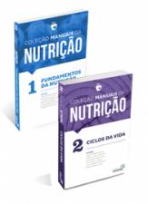 Coleção Manuais da Nutrição para Concursos e Residências (Volumes 1 & 2)